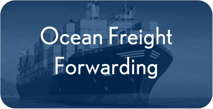 Ocean freight forwarding quote