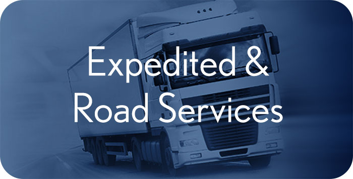 Expedited and road services quote