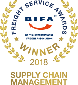 BIFA Supply Chain Management Award (2018)