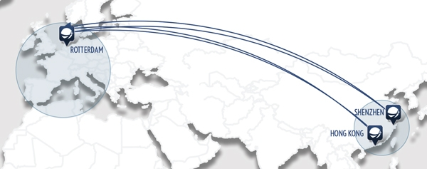 Europe Express Direct LCL Service