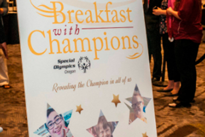 Special olympics oregon_breakfast with champions_banner_april 2018